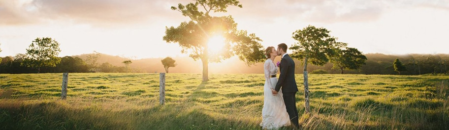 Maleny Retreat Weddings Deluxe DIY Packages