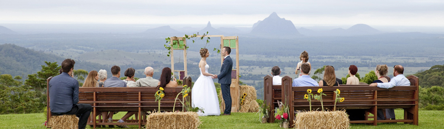 Maleny Retreat Weddings DIY Packages